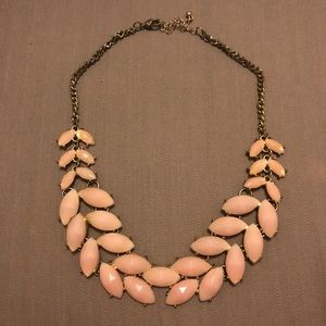 "Pink ""Pearl"" Necklace"